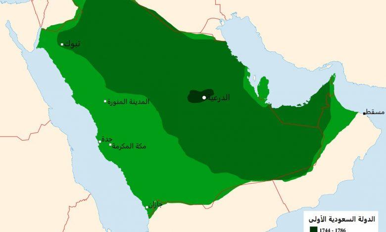 Details Of خريطة المملكة العربية السعودية صماء والتوزيع الجغرافي كراكيب